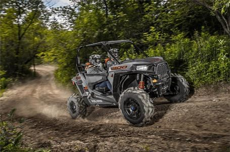 2019 Polaris RZR-19,900S,60,PS,Ghost Grey Photo 7 of 12