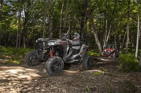 2019 Polaris RZR-19,900S,60,PS,Ghost Grey Photo 11 of 12