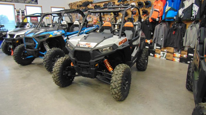 2019 Polaris RZR-19,900S,60,PS,Ghost Grey Photo 1 of 12