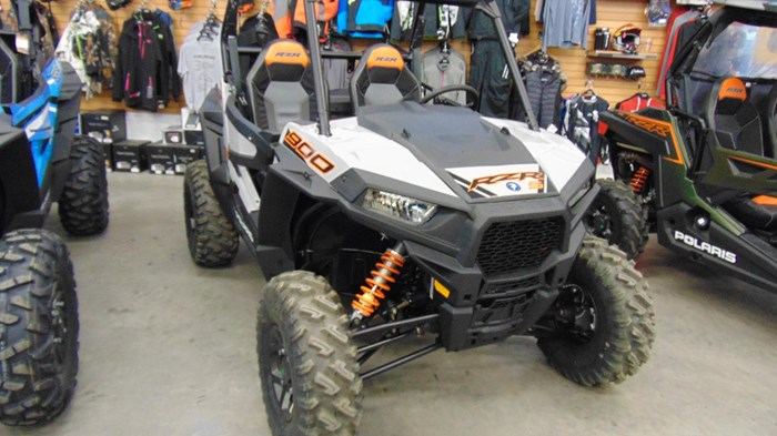 2019 Polaris RZR-19,900S,60,PS,Ghost Grey Photo 2 of 12