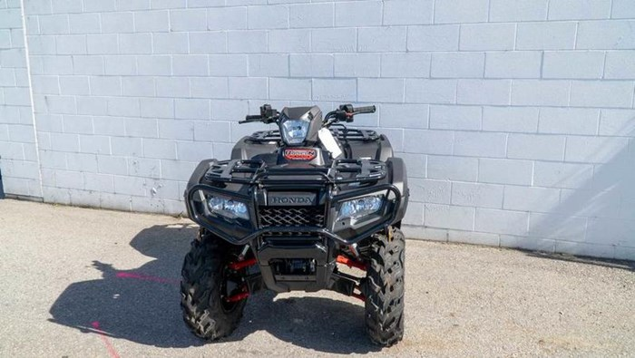 2019 Honda TRX500 Rubicon DCT DELUXE Photo 1 of 4