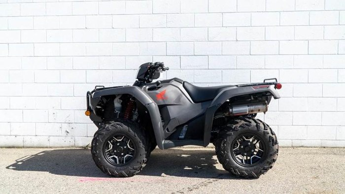 2019 Honda TRX500 Rubicon DCT DELUXE Photo 3 of 4