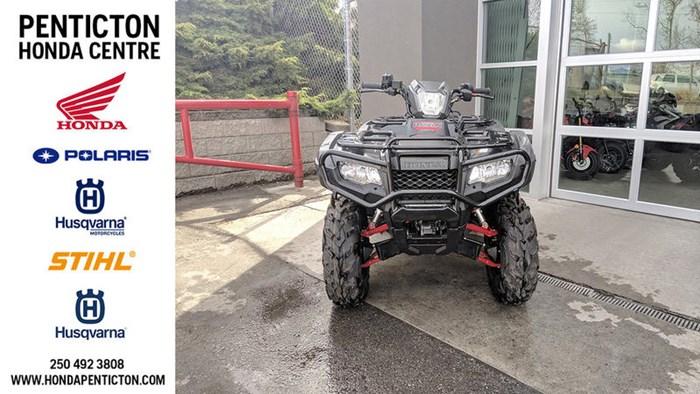 2019 Honda TRX500 Rubicon DCT DELUXE Photo 2 of 3