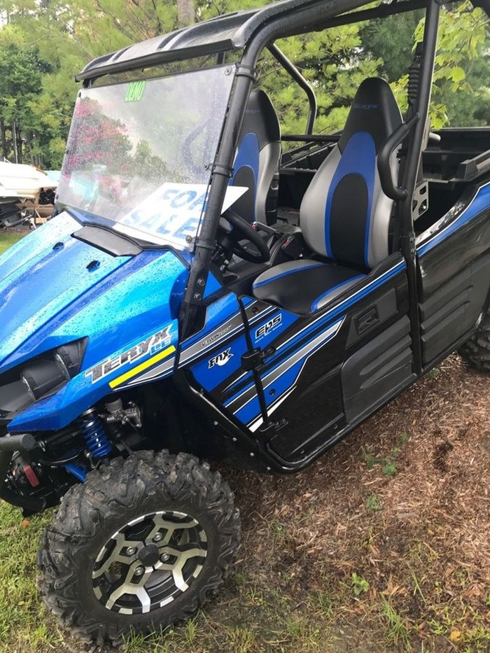 2018 Kawasaki eryx EPS LE Only $15,999 or $47/Week With $0 Down Photo 1 of 7