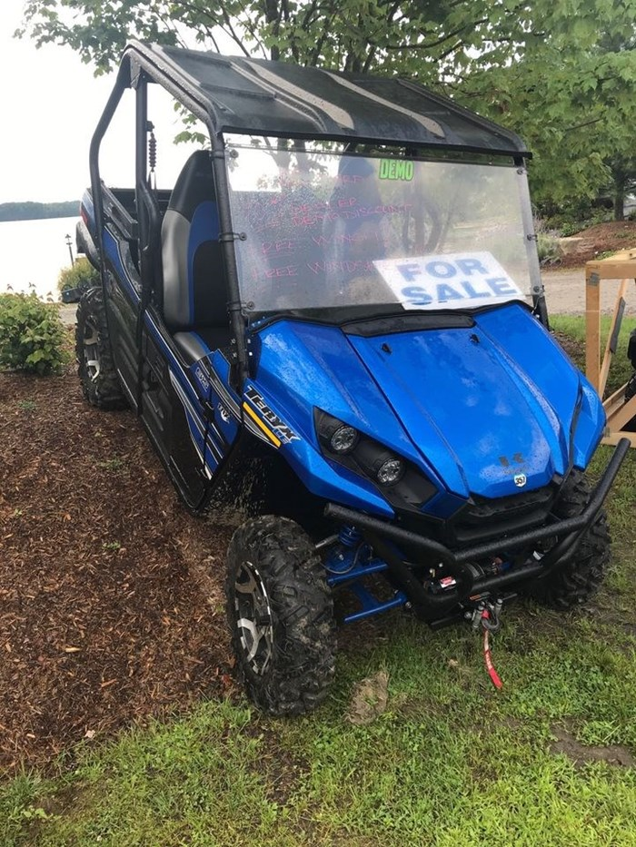 2018 Kawasaki eryx EPS LE Only $15,999 or $47/Week With $0 Down Photo 4 of 7