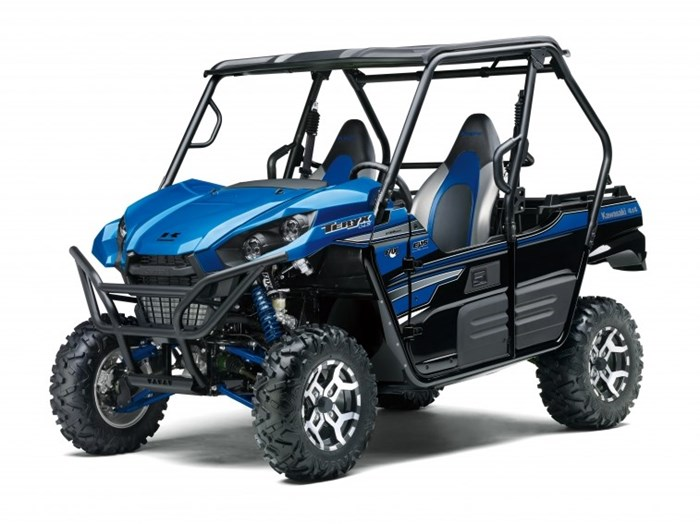 2018 Kawasaki eryx EPS LE Only $15,999 or $47/Week With $0 Down Photo 5 of 7