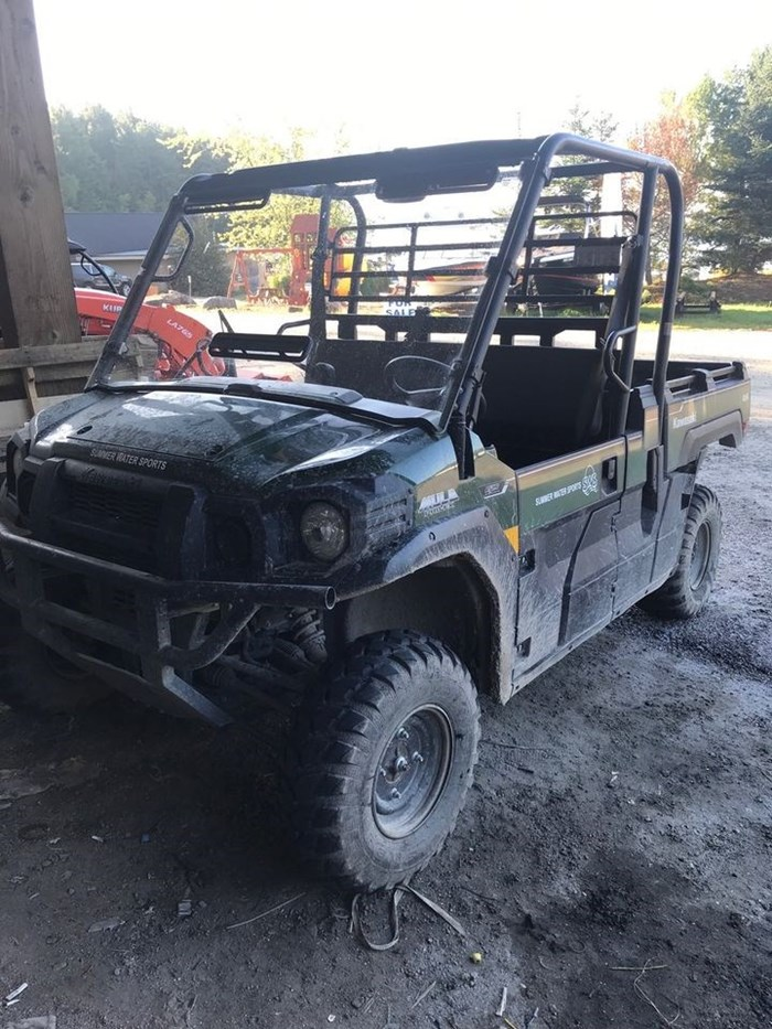 2016 Kawasaki Mule Pro FX Photo 1 of 3