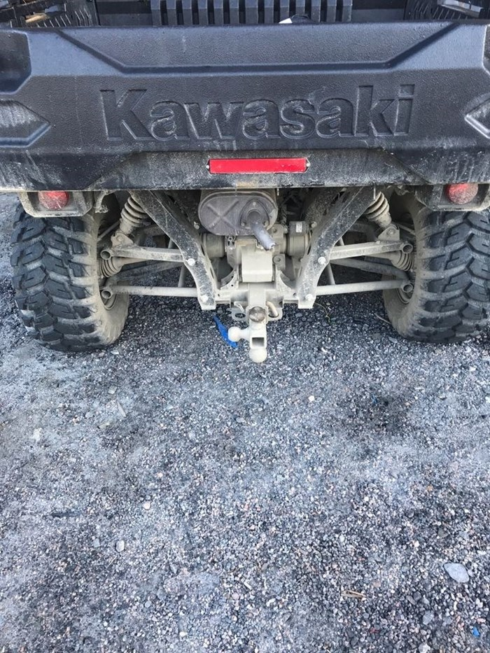 2016 Kawasaki Mule Pro FX Photo 2 of 3