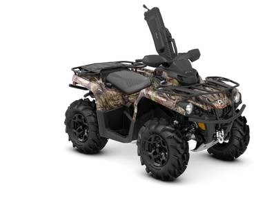 2018 Can-Am Outlander™ Mossy Oak Hunting Edition 450 Photo 1 of 1