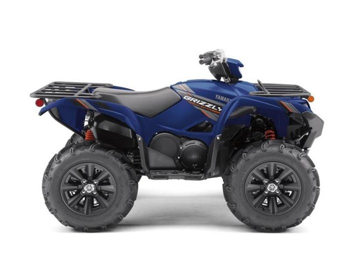 2019 Yamaha Grizzly EPS SE Photo 1 of 1