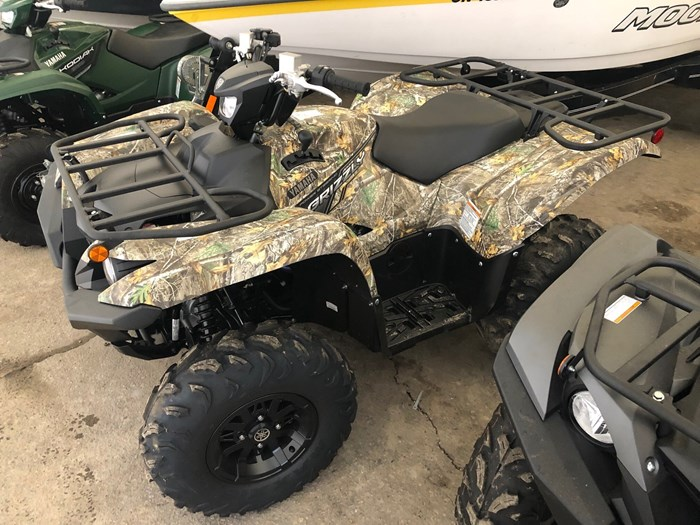 2019 Yamaha Grizzly 700 EPS Photo 3 of 8