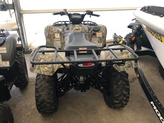 2019 Yamaha Grizzly 700 EPS Photo 4 of 8