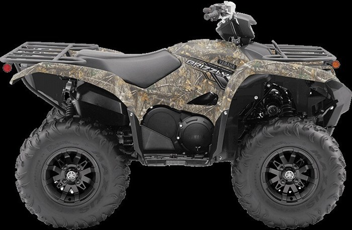 2019 Yamaha Grizzly 700 EPS Photo 8 of 8