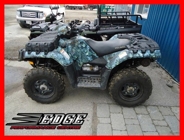 2009 Polaris Sportsman 550 EPS Camo Photo 1 of 5