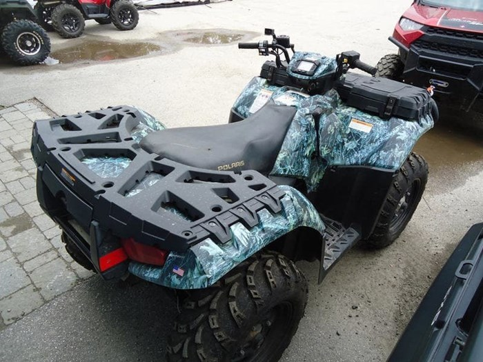 2009 Polaris Sportsman 550 EPS Camo Photo 3 of 5