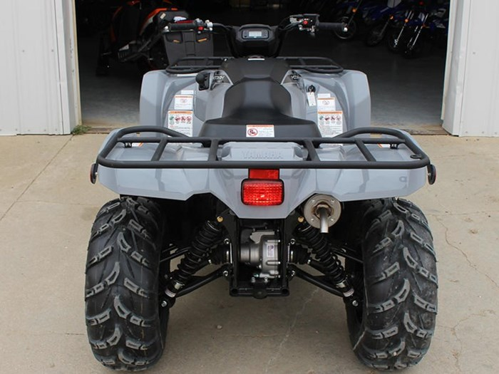2018 Yamaha Kodiak 450 EPS Gray (aluminum mag wheels Photo 7 of 9