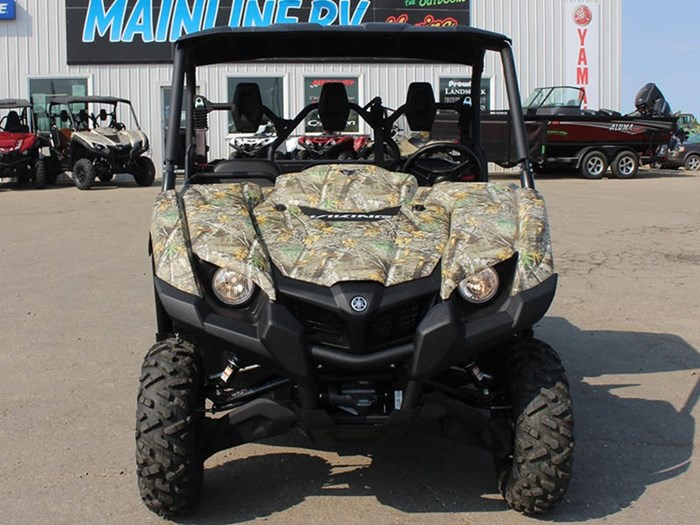 2019 Yamaha Viking EPS Realtree® XtraTM Camouflage Photo 2 of 13