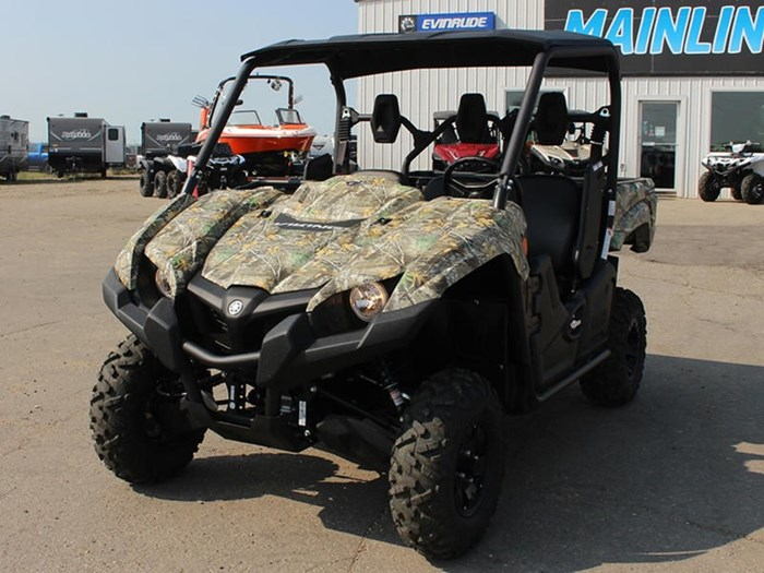 2019 Yamaha Viking EPS Realtree® XtraTM Camouflage Photo 3 of 13