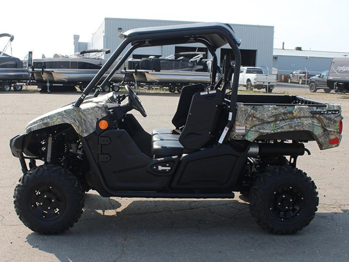 2019 Yamaha Viking EPS Realtree® XtraTM Camouflage Photo 4 of 13