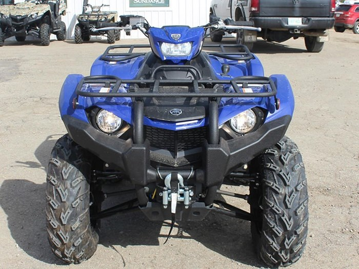 2019 Yamaha Kodiak 450 EPS Photo 2 of 10