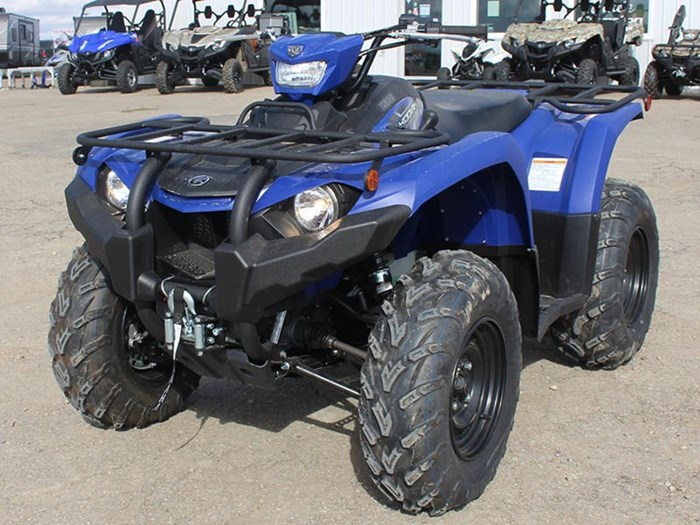 2019 Yamaha Kodiak 450 EPS Photo 3 of 10