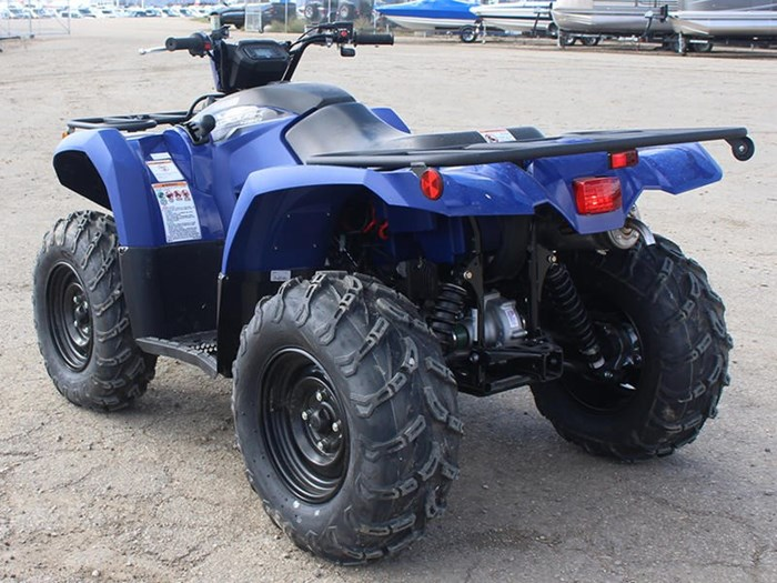 2019 Yamaha Kodiak 450 EPS Photo 5 of 10