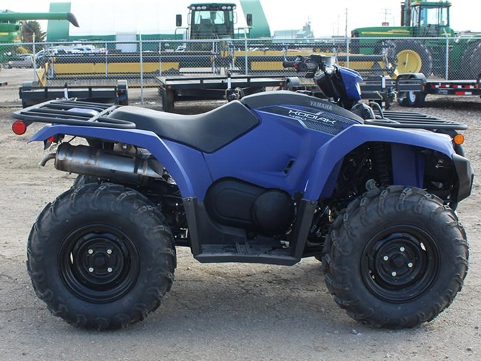 2019 Yamaha Kodiak 450 EPS Photo 8 of 10