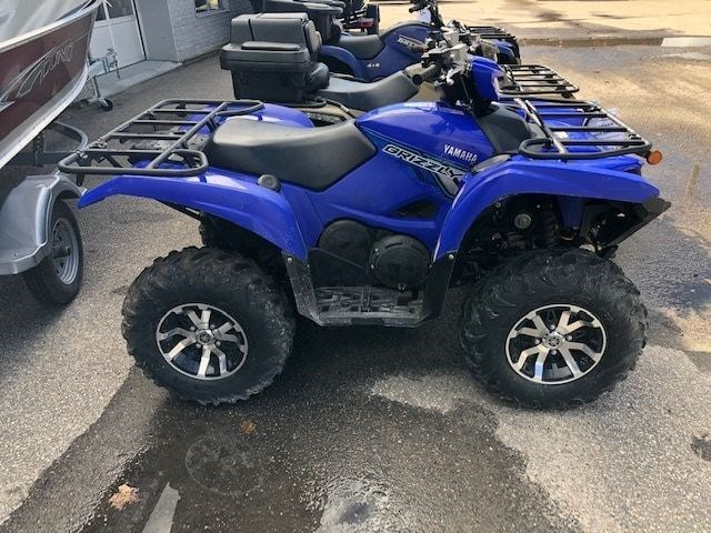 2018 Yamaha Grizzly 700 EPS Photo 1 of 7