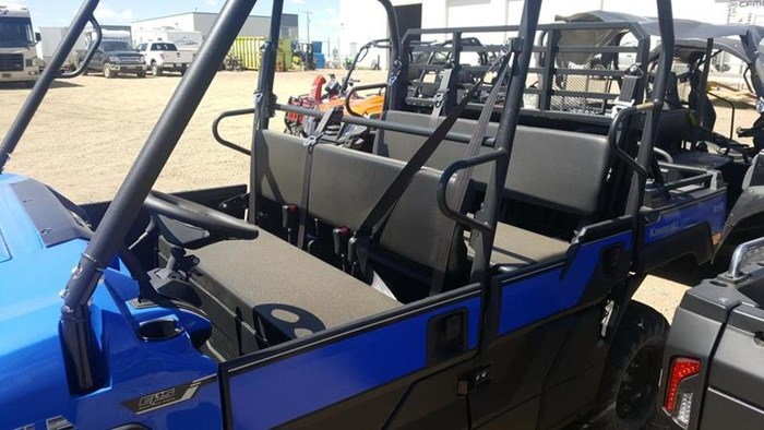 2018 Kawasaki Mule Pro-FXT EPS Photo 2 of 16