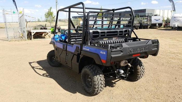 2018 Kawasaki Mule Pro-FXT EPS Photo 15 of 16