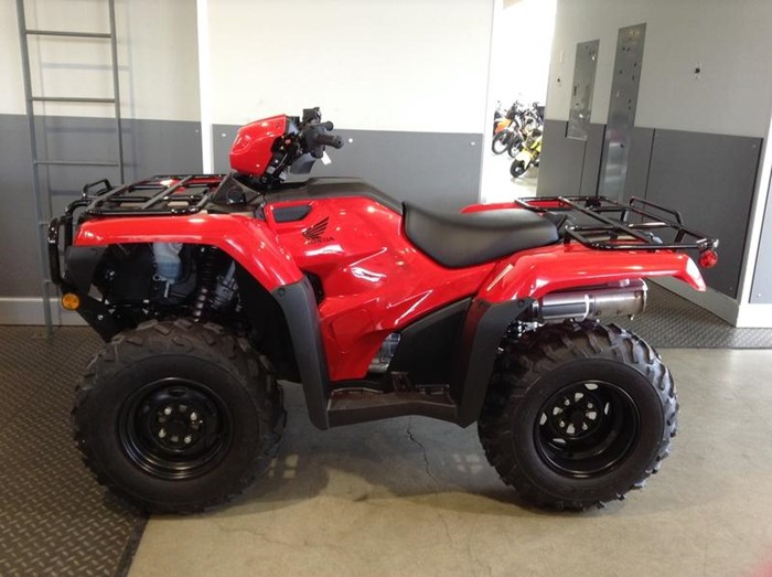 2019 Honda TRX500 Foreman Photo 1 of 6