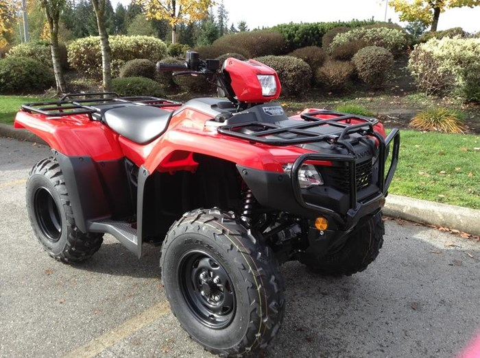 2019 Honda TRX500 Foreman Photo 3 of 6