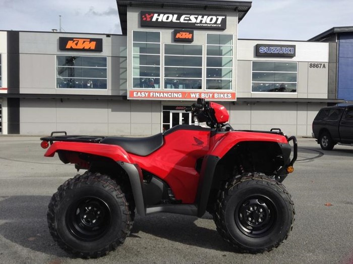 2019 Honda TRX500 Foreman Photo 6 of 6
