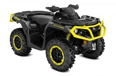 2019 Can-Am Outlander XT-P 1000R Photo 1 of 1