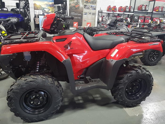2019 Honda TRX500 Rubicon IRS EPS Photo 2 of 5