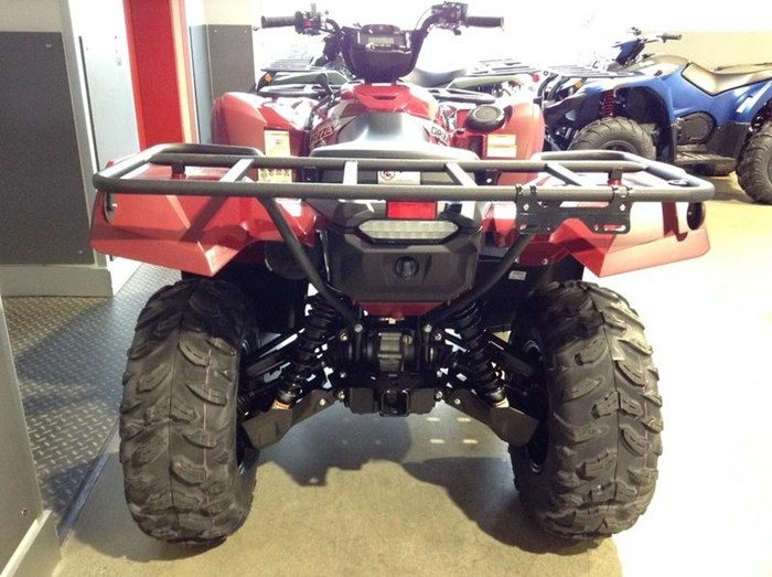 2019 Yamaha Grizzly EPS Photo 5 of 6