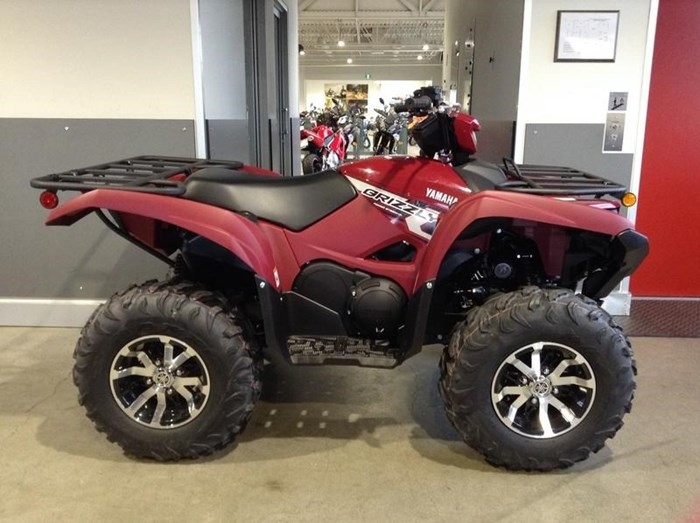 2019 Yamaha Grizzly EPS Photo 6 of 6