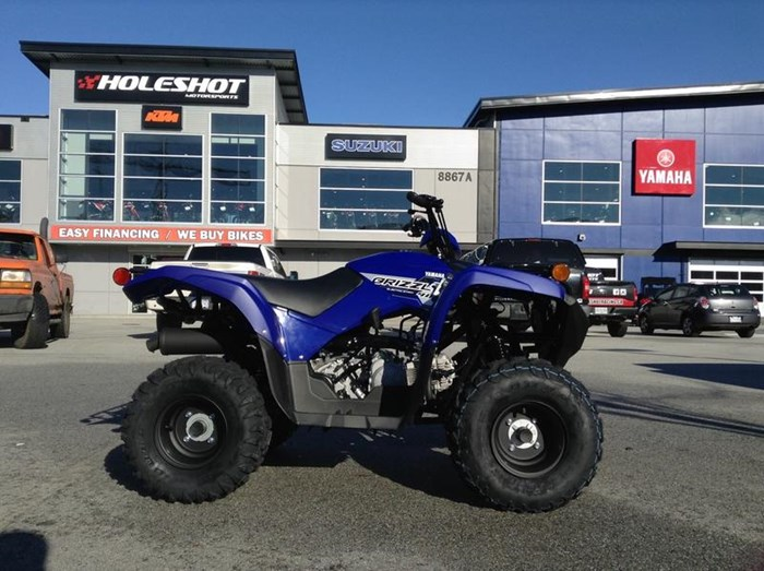 2019 Yamaha Grizzly 90 Photo 4 of 6