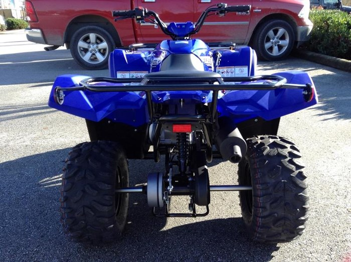2019 Yamaha Grizzly 90 Photo 1 of 6