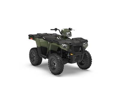 2019 Polaris Sportsman® 450 H.O. Photo 1 of 1
