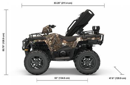 2019 Polaris ATV-19, 570 SPMN SP Photo 4 of 4