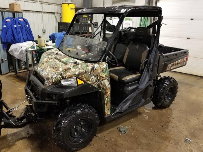 2014 Polaris Ranger XP® 900 EPS Browning® LE Photo 1 of 4