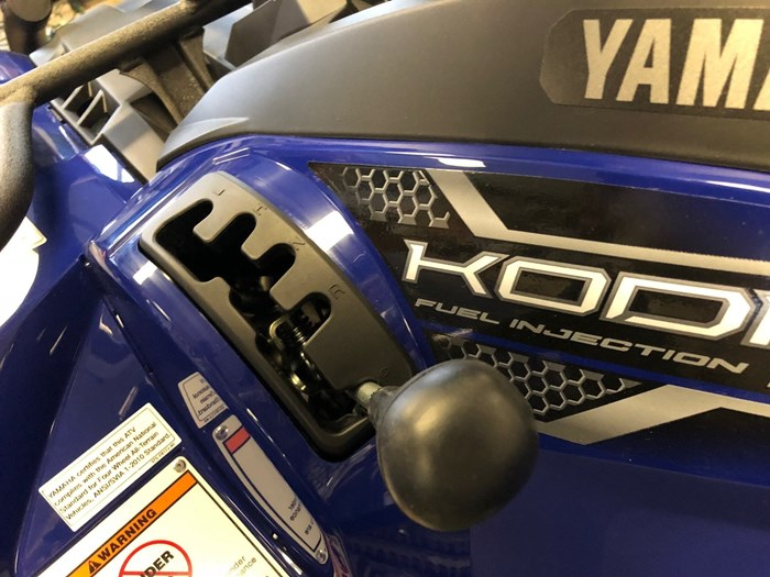2019 Yamaha Kodiak 450 Photo 4 sur 6