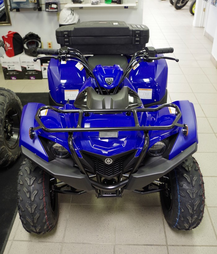 2019 Yamaha Grizzly 90 Photo 2 sur 11