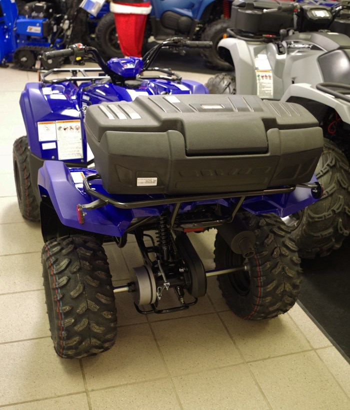 2019 Yamaha Grizzly 90 Photo 3 sur 11