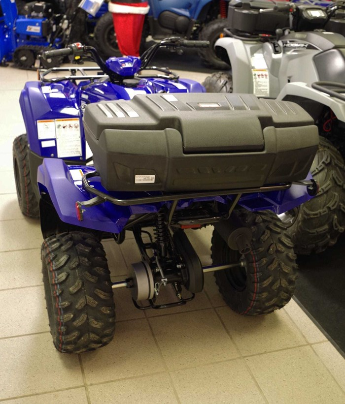 2019 Yamaha Grizzly 90 Photo 1 of 11