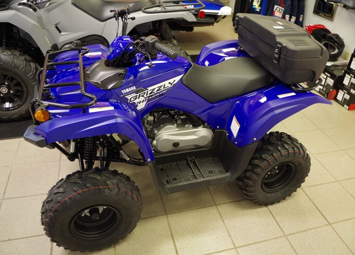 2019 Yamaha Grizzly 90 Photo 2 of 11