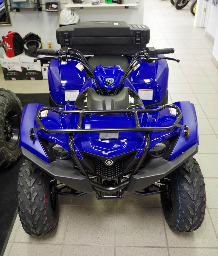 2019 Yamaha Grizzly 90 Photo 3 of 11