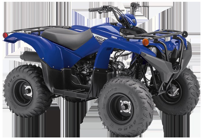 2019 Yamaha Grizzly 90 Photo 9 of 11