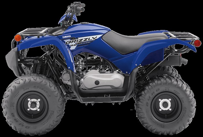 2019 Yamaha Grizzly 90 Photo 11 of 11